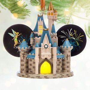 ✨ 🎄Tinker Bell Castle Light-up Ear Hat Ornament